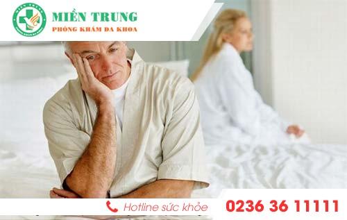Xuất tinh sớm ở đàn ông trung niên phải điều trị thế nào