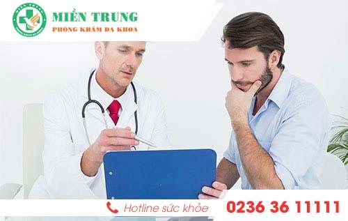 Bác sĩ tư vấn bệnh yếu sinh lý tại Đà Nẵng
