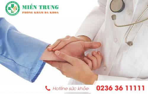 Phòng khám Nam khoa Miền Trung - Nơi giải quyết các vấn đề sức khỏe của nam giới