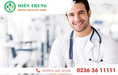 Bệnh viện nam khoa Miền Trung nơi nam giới đặt niềm tin sức khỏe