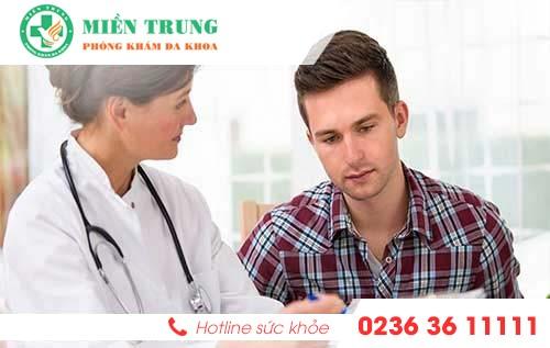 Hỗ trợ điều trị bệnh liệt dương tại Đà Nẵng