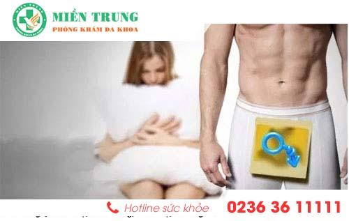 Các triệu chứng liệt dương ở nam giới