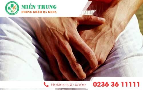 Điều trị đau dương vật tốt nhất tại Đa khoa Miền Trung
