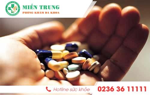 Thuốc hỗ trợ điều trị viêm tinh hoàn