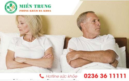 Đàn ông trung niên bị xuất tinh sớm thì làm sao để khắc phục?